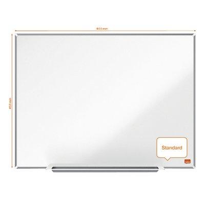 Whiteboard Nobo 600X450mm Em